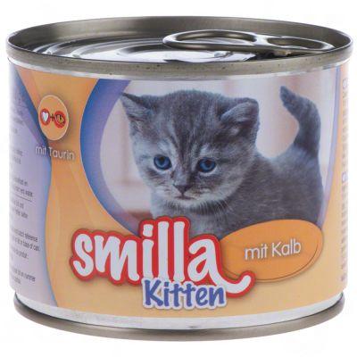 Smilla Kitten Nassfutter