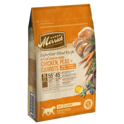 Merrick Adult - Huhn mit Superfoods