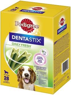 Packung von Dentasticx Daily Fresh
